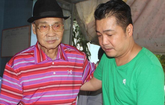 Các nghệ sỹ tiếc thương trước sự ra đi của NSND Lý Huỳnh - Ảnh 1.