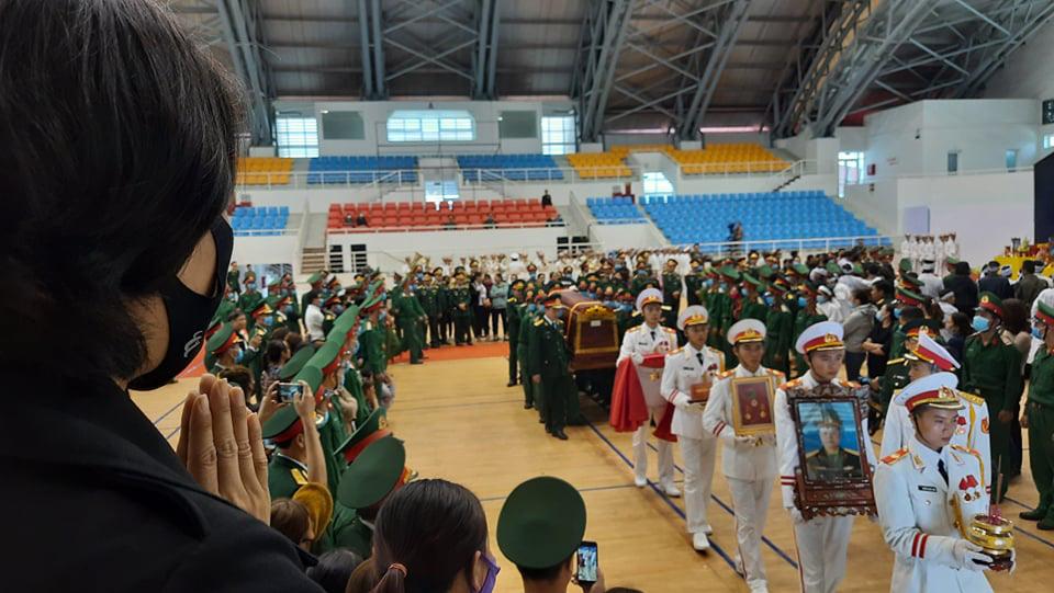 Tiếng hát ru con tiễn biệt của người mẹ liệt sĩ Đoàn 337 hy sinh tại Quảng Trị  - Ảnh 8.