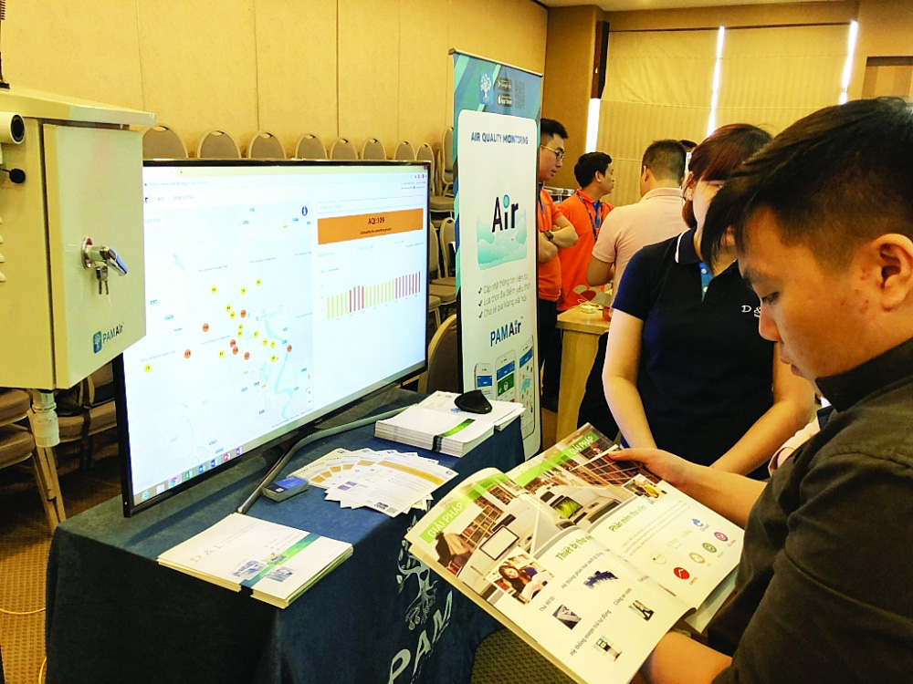 """""""Startup"""" Việt vẫn nhộn nhịp giữa đại dịch - Ảnh 1."""
