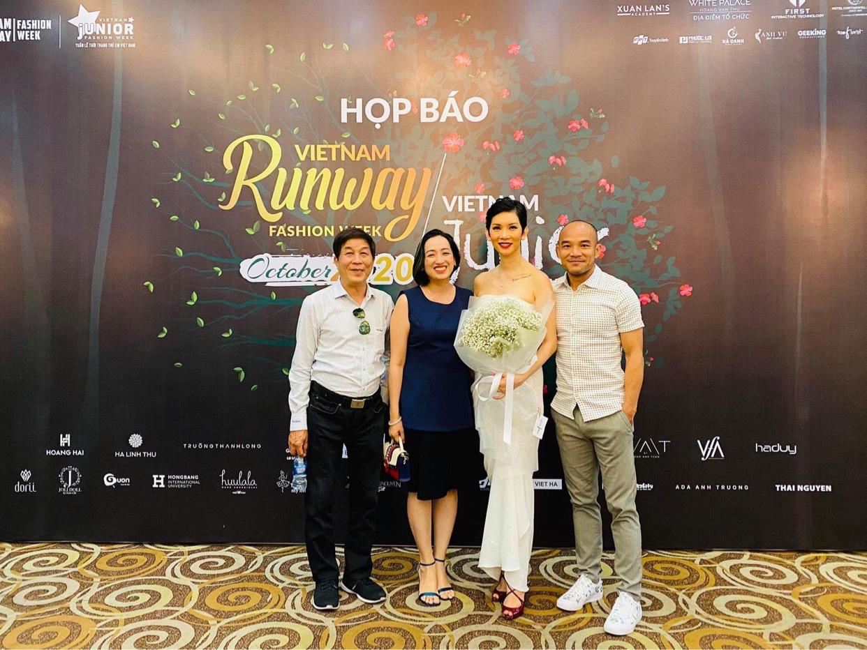 Xuân Lan  cùng dàn hoa hậu lên tiếng cứu rừng trong tuần lễ thời trang Vietnam Runway Fashion Week - Ảnh 6.
