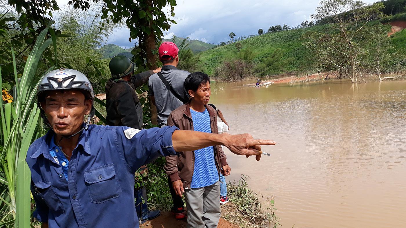 Kon Tum: Thủy điện Plei Kần gây họa khiến dân thiệt hại nặng nề - Ảnh 3.