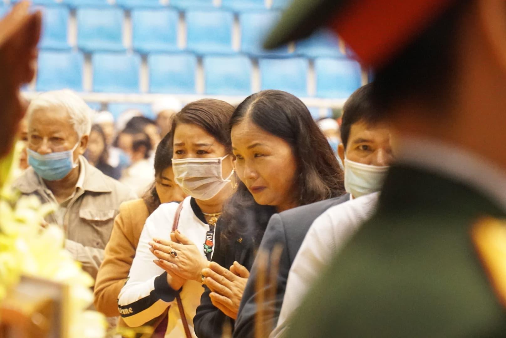 Lễ viếng, truy điệu 22 liệt sĩ Đoàn 337 hy sinh do sạt lở tại Quảng Trị
