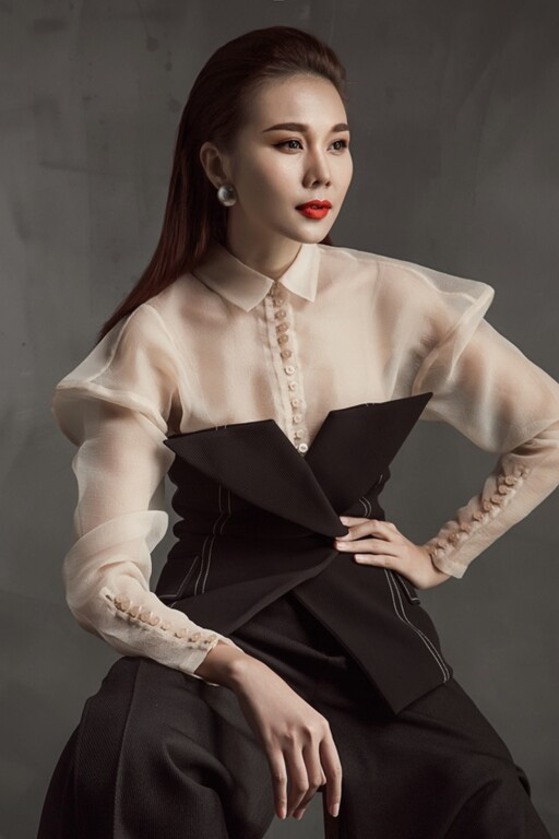 Xuân Lan  cùng dàn hoa hậu lên tiếng cứu rừng trong tuần lễ thời trang Vietnam Runway Fashion Week - Ảnh 4.