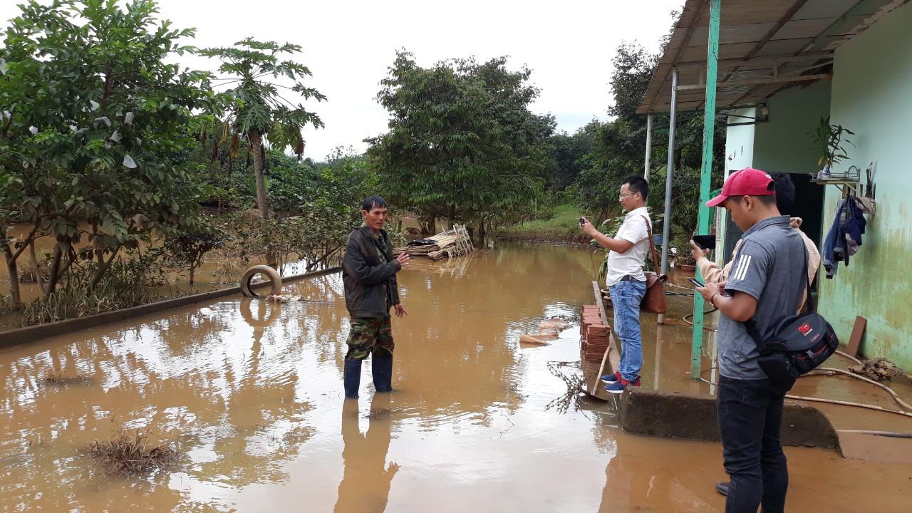 Kon Tum: Thủy điện Plei Kần gây họa khiến dân thiệt hại nặng nề - Ảnh 1.