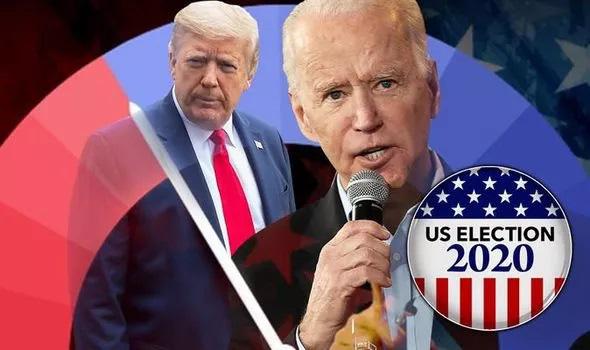 """Phản ứng bất ngờ của Trump khi Obama """"xuất trận"""" tiếp sức cho Biden  - Ảnh 1."""