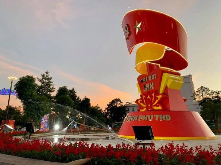 Phú Thọ: Dừng hoạt động chào mừng Đại hội để dành chi phí ủng hộ người dân vùng lũ - Ảnh 1.