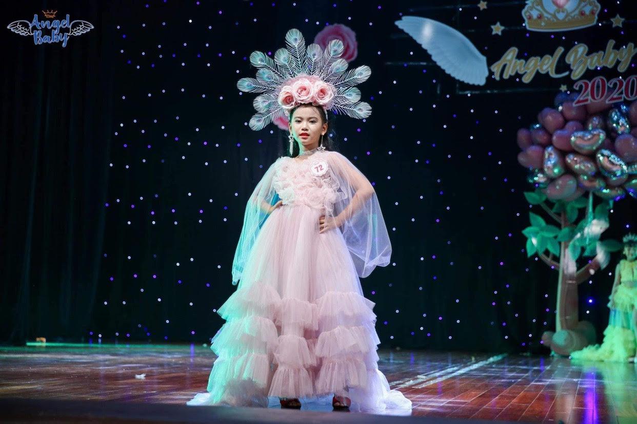 Nguyễn Ngọc Hải Trúc: Công chúa thời trang xuất sắc của Hải Phòng - Ảnh 1.