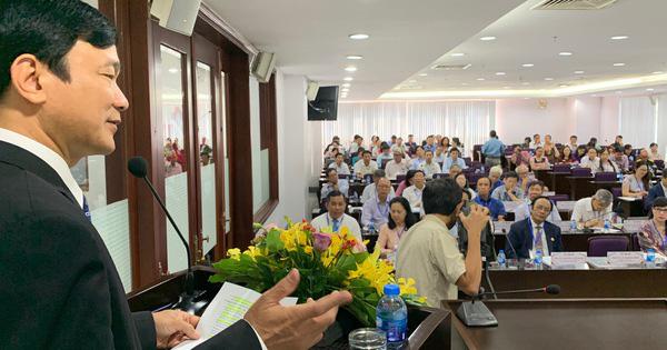 Trường ĐH Tôn Đức Thắng:  Lương hiệu trưởng gấp gần 30 lần giảng viên - Ảnh 2.