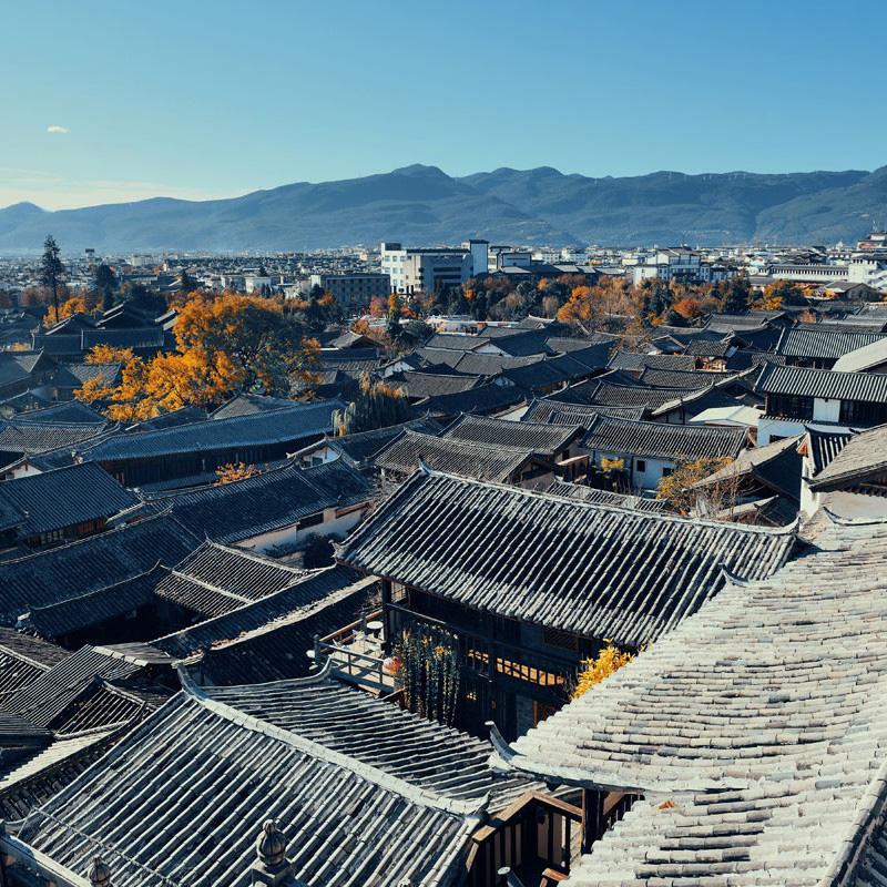 Mùa thu đẹp ở các địa danh trong truyện Kim Dung - Ảnh 5.