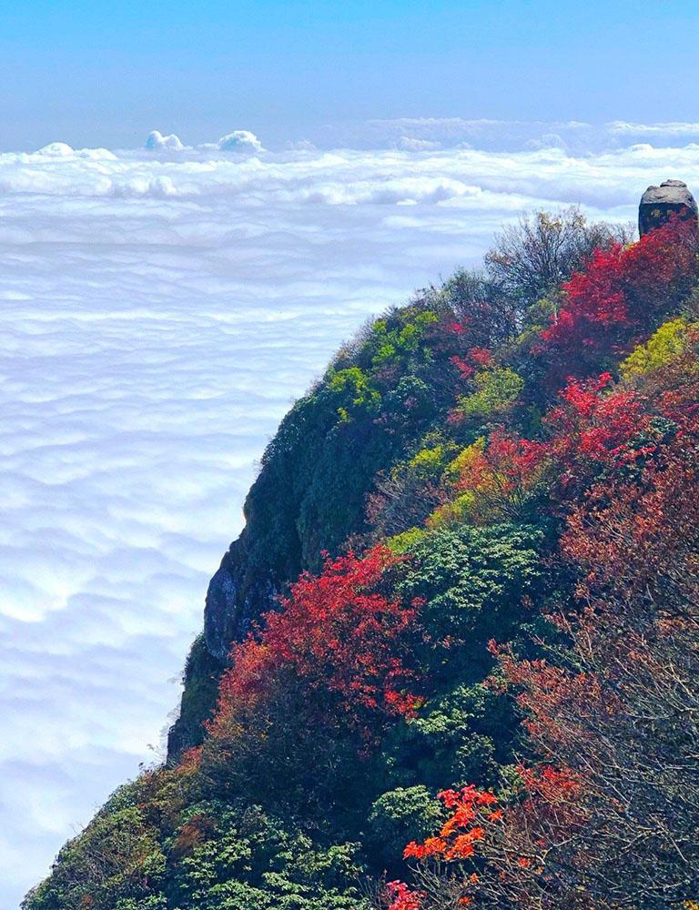 Mùa thu đẹp ở các địa danh trong truyện Kim Dung - Ảnh 7.