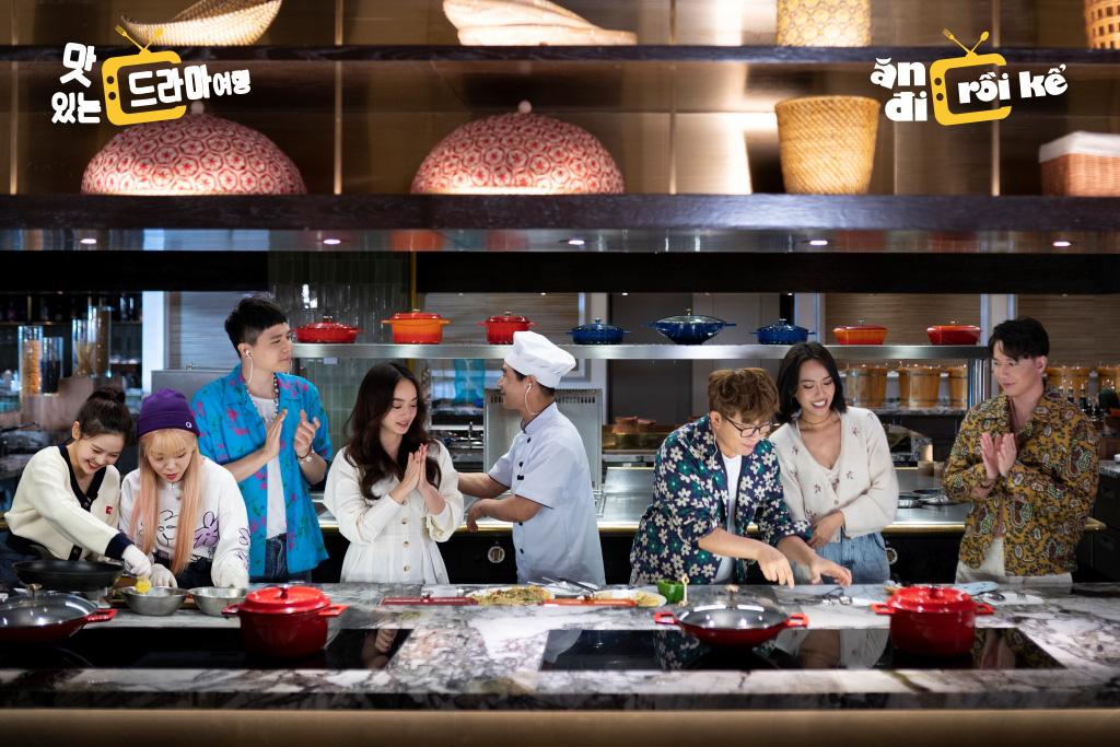 Báo Hàn đồng loạt đưa tin về một TV show có nghệ sĩ Việt Nam - Hàn Quốc cùng tham gia - Ảnh 4.