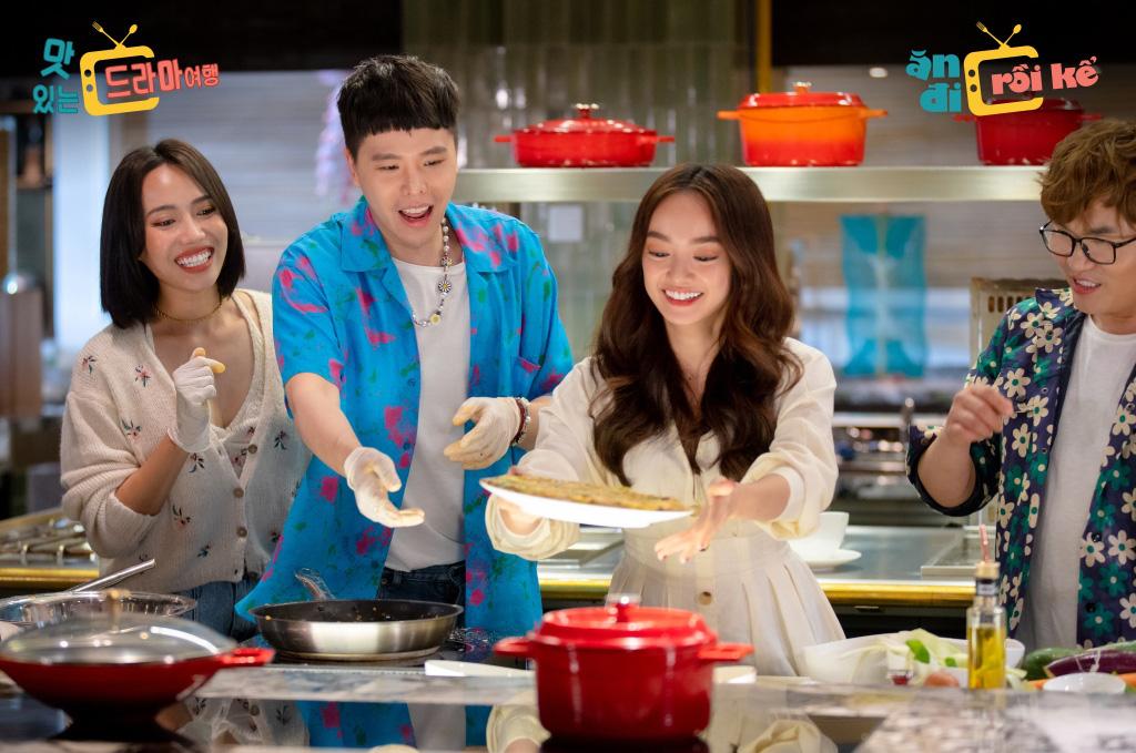 Báo Hàn đồng loạt đưa tin về một TV show có nghệ sĩ Việt Nam - Hàn Quốc cùng tham gia - Ảnh 3.