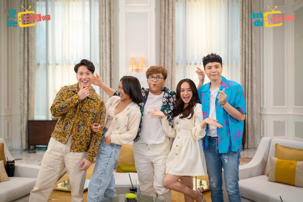 Báo Hàn đồng loạt đưa tin về một TV show có nghệ sĩ Việt Nam - Hàn Quốc cùng tham gia - Ảnh 2.