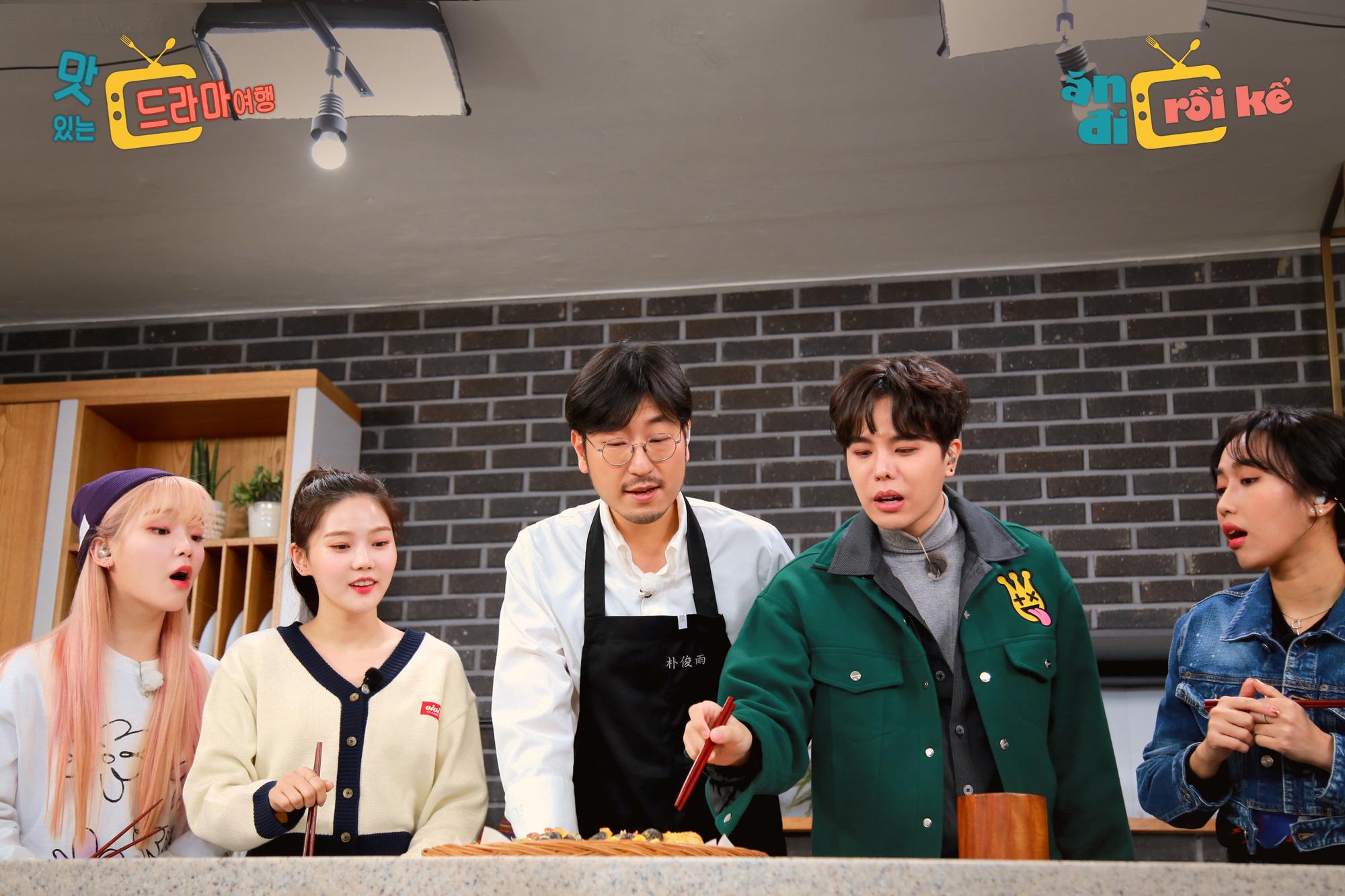 Báo Hàn đồng loạt đưa tin về một TV show có nghệ sĩ Việt Nam - Hàn Quốc cùng tham gia - Ảnh 1.