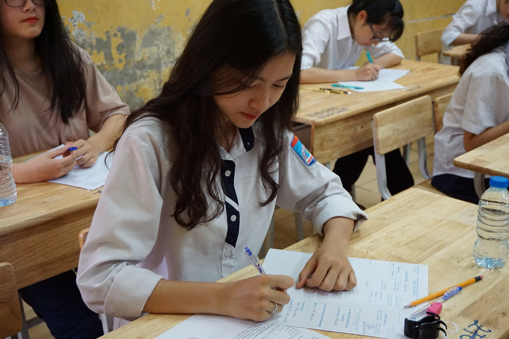 Bộ GDĐT công bố phương án thi tốt nghiệp THPT năm 2020-2021  - Ảnh 1.