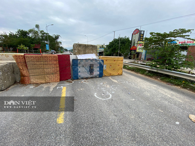 """Quảng Ngãi: Tường chắn """"nuốt"""" nhiều người ở đầu cầu Trà Bồng  - Ảnh 2."""