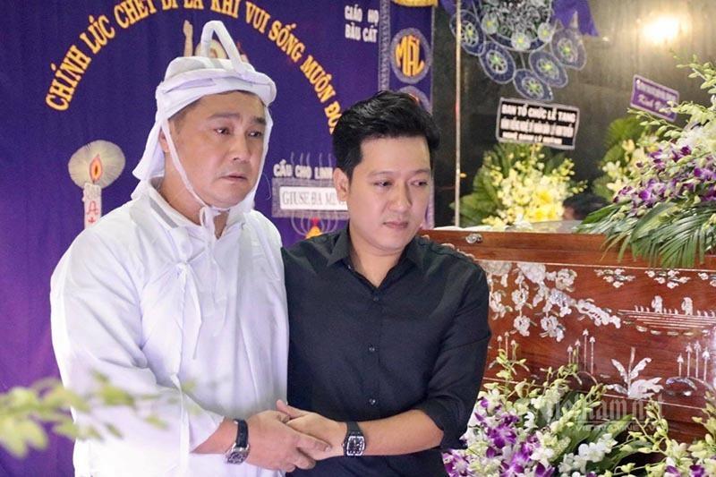 Phút cuối tiễn biệt NSND Lý Huỳnh khiến đồng nghiệp xót xa, 2 tâm nguyện chưa hoàn thành - Ảnh 5.