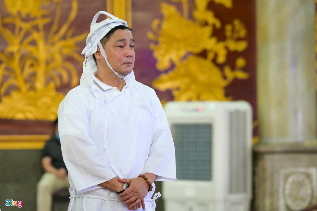 Phút cuối tiễn biệt NSND Lý Huỳnh khiến đồng nghiệp xót xa, 2 tâm nguyện chưa hoàn thành - Ảnh 1.