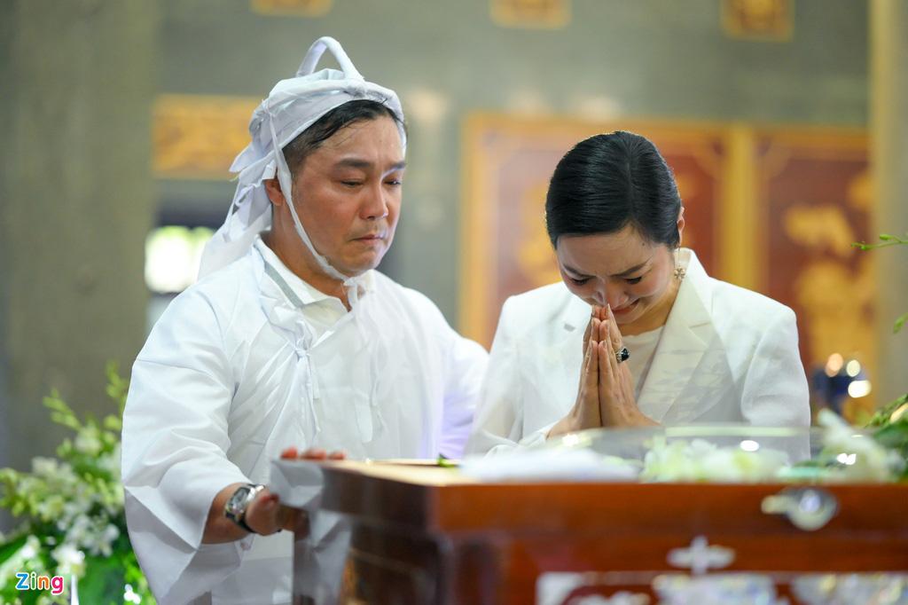 Phút cuối tiễn biệt NSND Lý Huỳnh khiến đồng nghiệp xót xa, 2 tâm nguyện chưa hoàn thành - Ảnh 6.