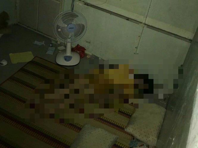 Một phụ nữ chết bất thường trong phòng trọ ở Bình Dương - Ảnh 2.