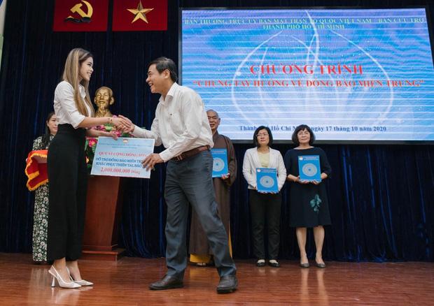 Tiên Nguyễn tiếp tục trích quỹ từ thiện 1 tỷ đồng để ủng hộ người nghèo  - Ảnh 2.