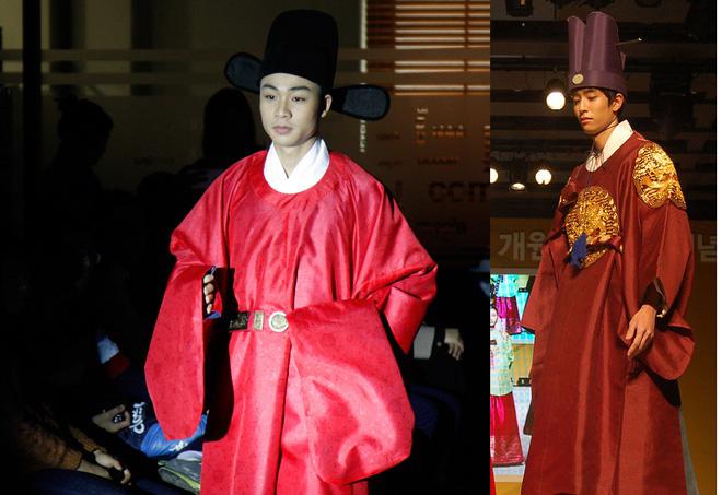 Trang phục vua quan Việt thời Lê có giống hanbok của Hàn Quốc? - Ảnh 2.