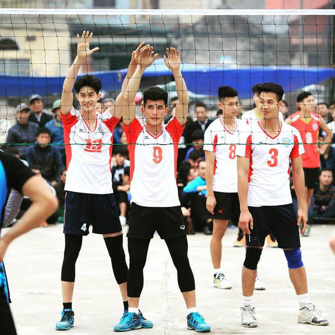 Mỹ nam bóng chuyền Phú Thọ gây chú ý nhờ điển trai, cao 1m90 - Ảnh 3.