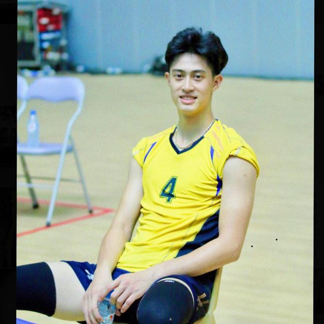 Mỹ nam bóng chuyền Phú Thọ gây chú ý nhờ điển trai, cao 1m90 - Ảnh 4.
