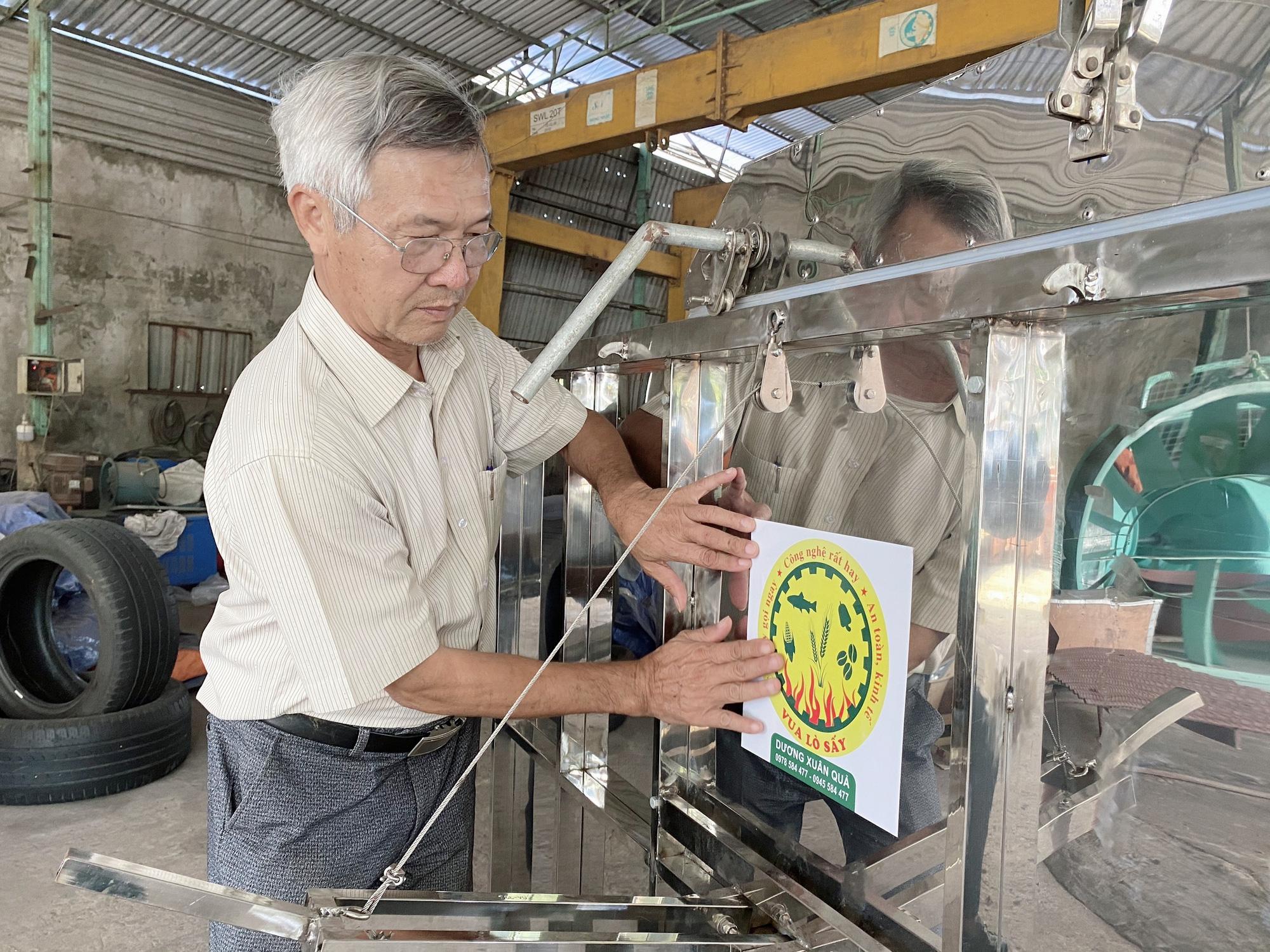 """Gạo sữa Dương Xuân Quả của ông """"Vua lò sấy"""" có gì đặc biệt mà đăng ký bảo hộ sáng chế độc quyền? - Ảnh 4."""
