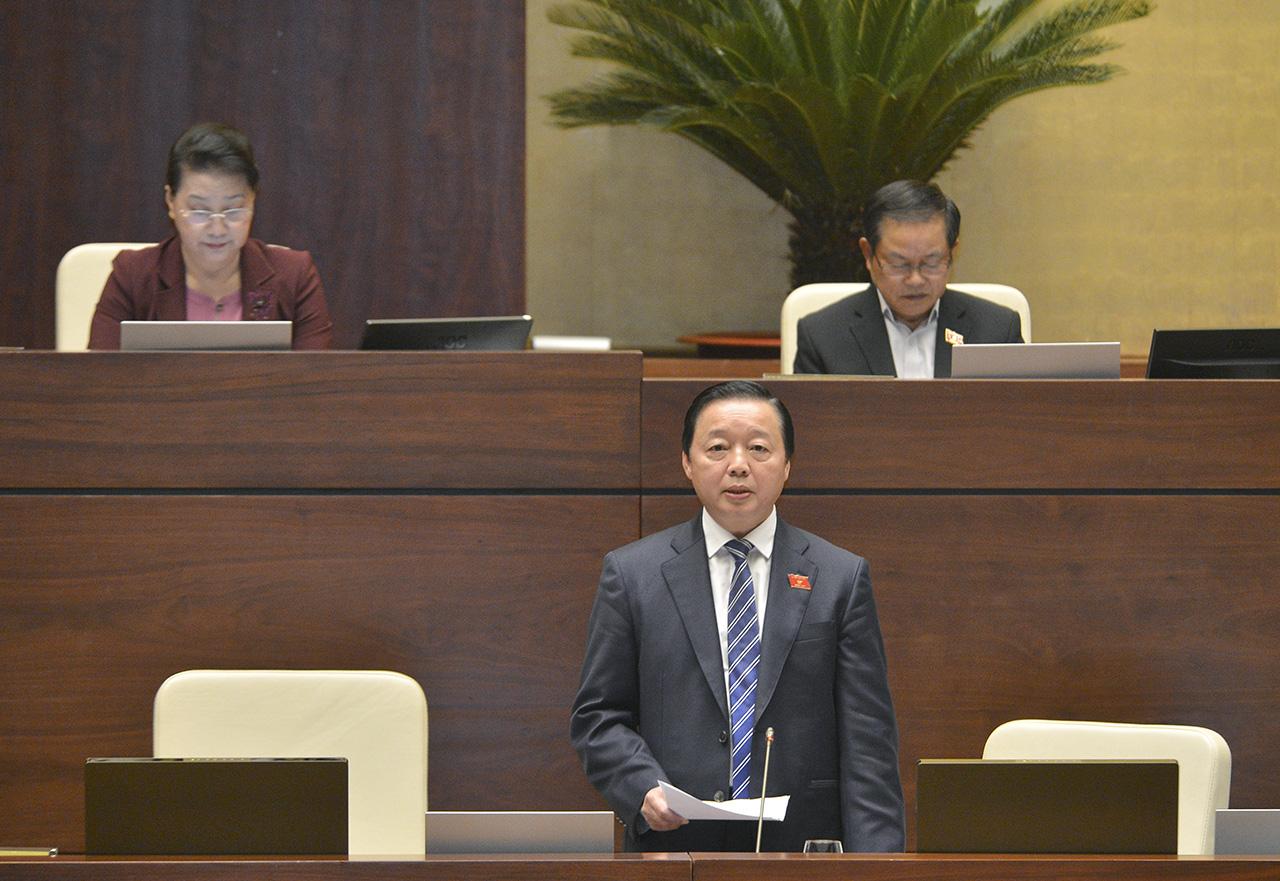 Bộ trưởng Trần Hồng Hà: Không nên khuyến khích phát triển bằng mọi giá thủy điện nhỏ - Ảnh 2.