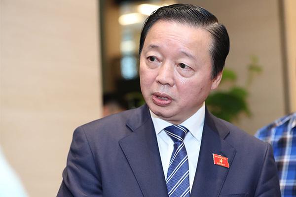 Bộ trưởng Trần Hồng Hà: Không nên khuyến khích phát triển bằng mọi giá thủy điện nhỏ - Ảnh 1.