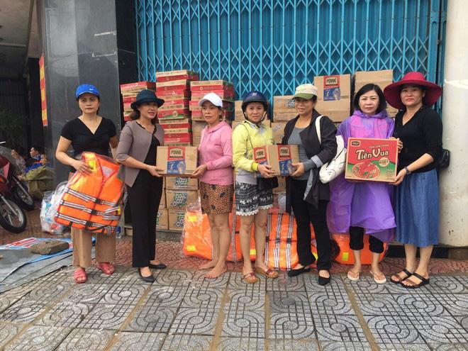 Masan ủng hộ 6 tấn thịt viên và hàng trăm ngàn sản phẩm đến miền Trung - Ảnh 5.