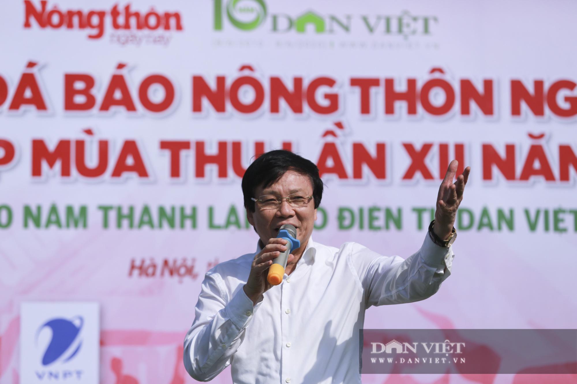 Giải bóng đá báo Nông thôn Ngày nay/Dân Việt lần thứ 12 chính thức khởi tranh - Ảnh 6.