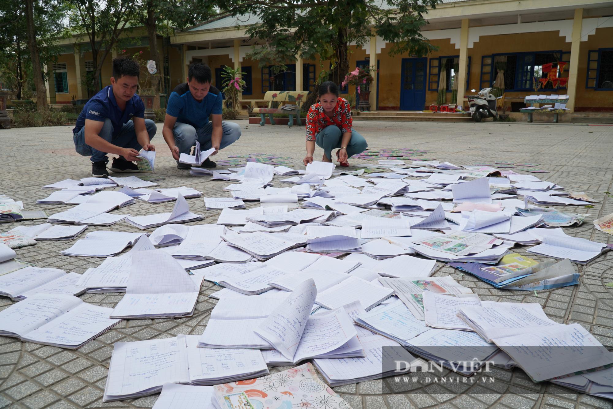 Quảng trị: Các trường học được hỗ trợ máy rửa bùn non sau bão lũ - Ảnh 5.