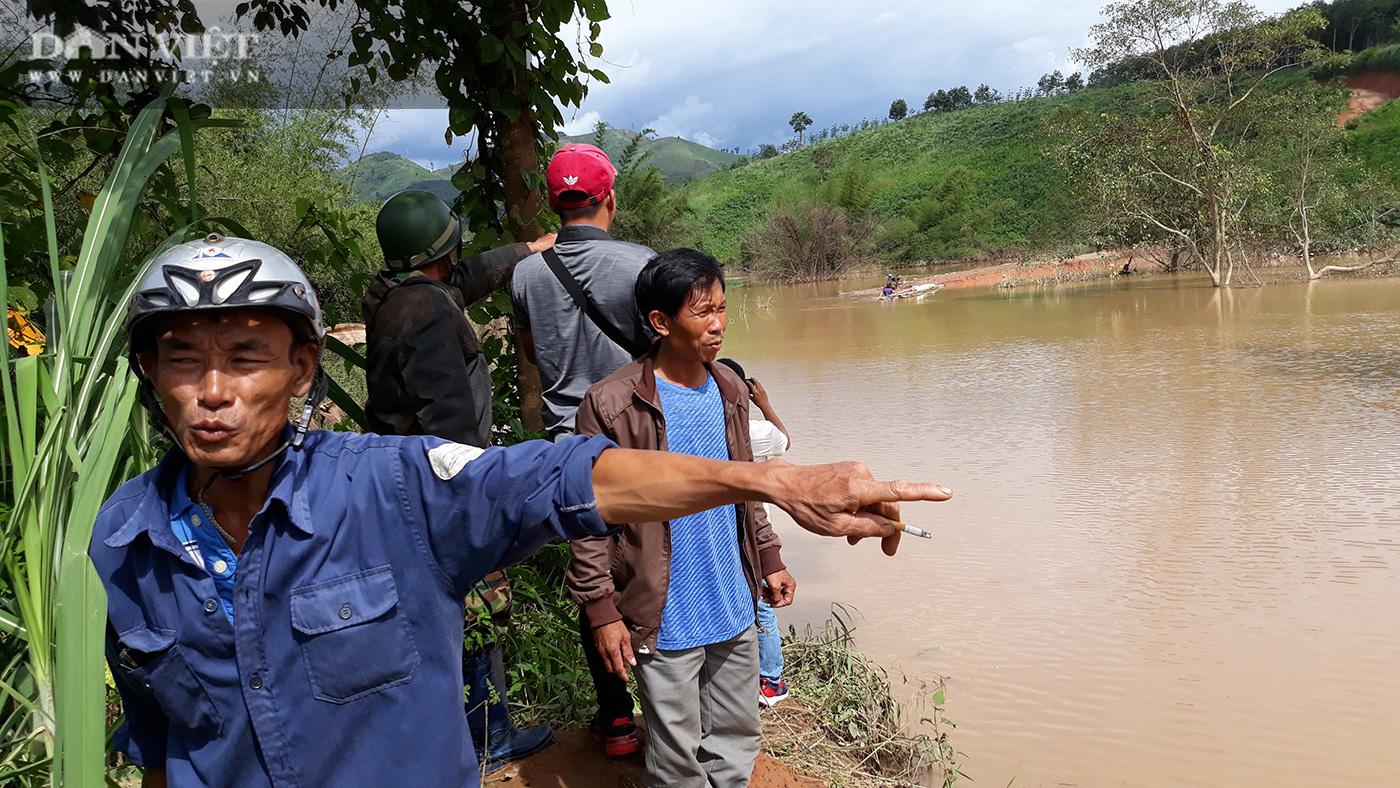 Thủy điện tích nước vô lối ở Kon Tum: Nhà máy vẫn tích nước, không ngán ai - Ảnh 1.