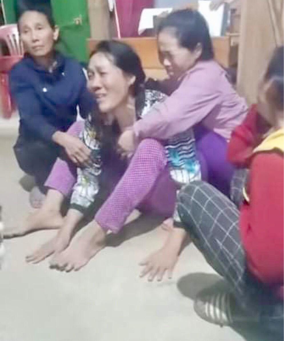 Quảng Bình: Đang tìm tung tích 3 phu trầm mất tích trong lũ - Ảnh 1.
