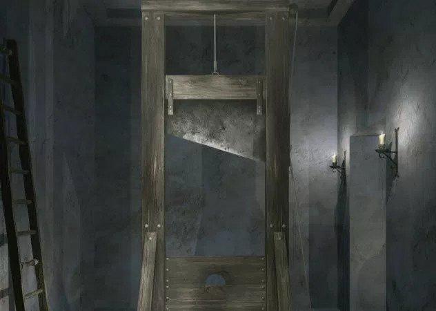 Giải mã bí mật tử hình bằng máy chém tàn khốc thời trung cổ - Ảnh 5.