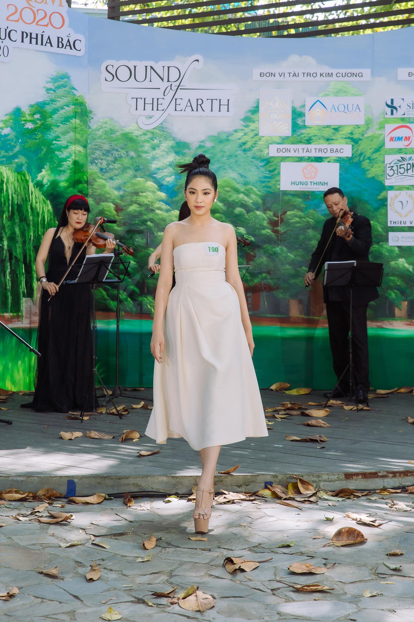 Hoa hậu Khánh Ngân và Ngọc Hân cùng làm ban giám khảo Miss Tourism Vietnam 2020 - Ảnh 7.