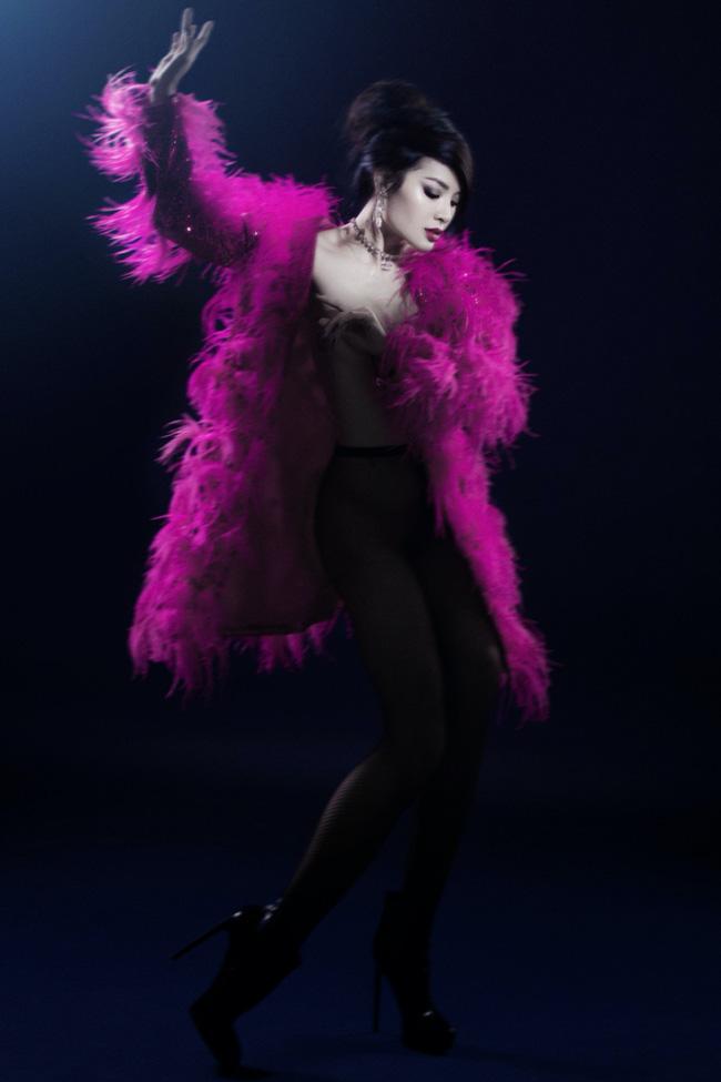Phương Trinh Jolie khoe vóc dáng bốc lửa trong bộ ảnh bán nude táo bạo - Ảnh 8.