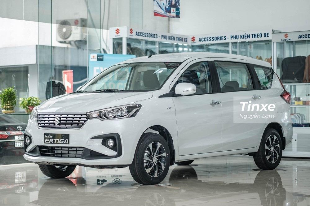 Suzuki Ertiga lùm xùm về hộp số, đại lý giảm giá bán nhằm kéo khách - Ảnh 1.