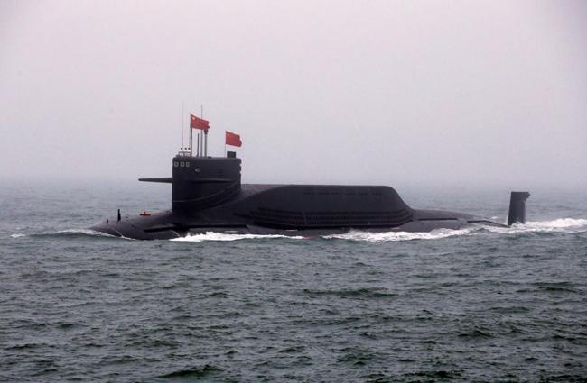 Bí ẩn vụ tai nạn tàu ngầm Trung Quốc khiến 70 người thiệt mạng - Ảnh 1.