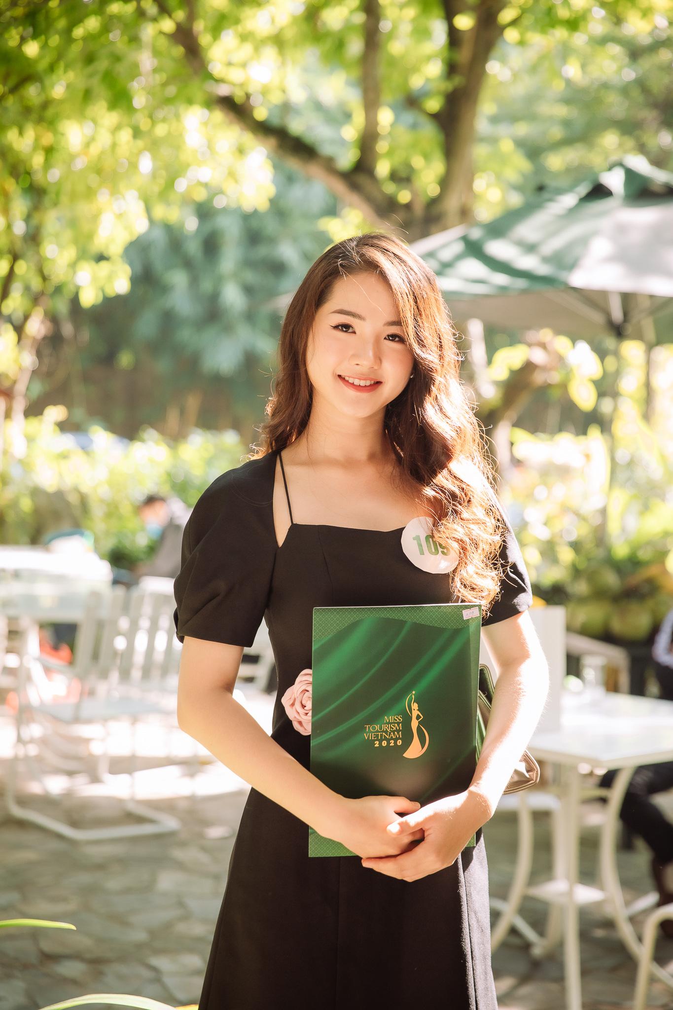Hoa hậu Khánh Ngân và Ngọc Hân cùng làm ban giám khảo Miss Tourism Vietnam 2020 - Ảnh 1.