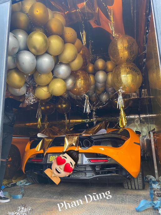 Đại gia miền nam tậu McLaren 720S Spider và loạt đồ hiệu khủng tặng vợ: Chuẩn tuýp soái ca của chị em - Ảnh 4.