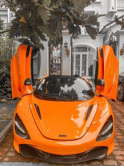 Đại gia miền nam tậu McLaren 720S Spider và loạt đồ hiệu khủng tặng vợ: Chuẩn tuýp soái ca của chị em - Ảnh 1.