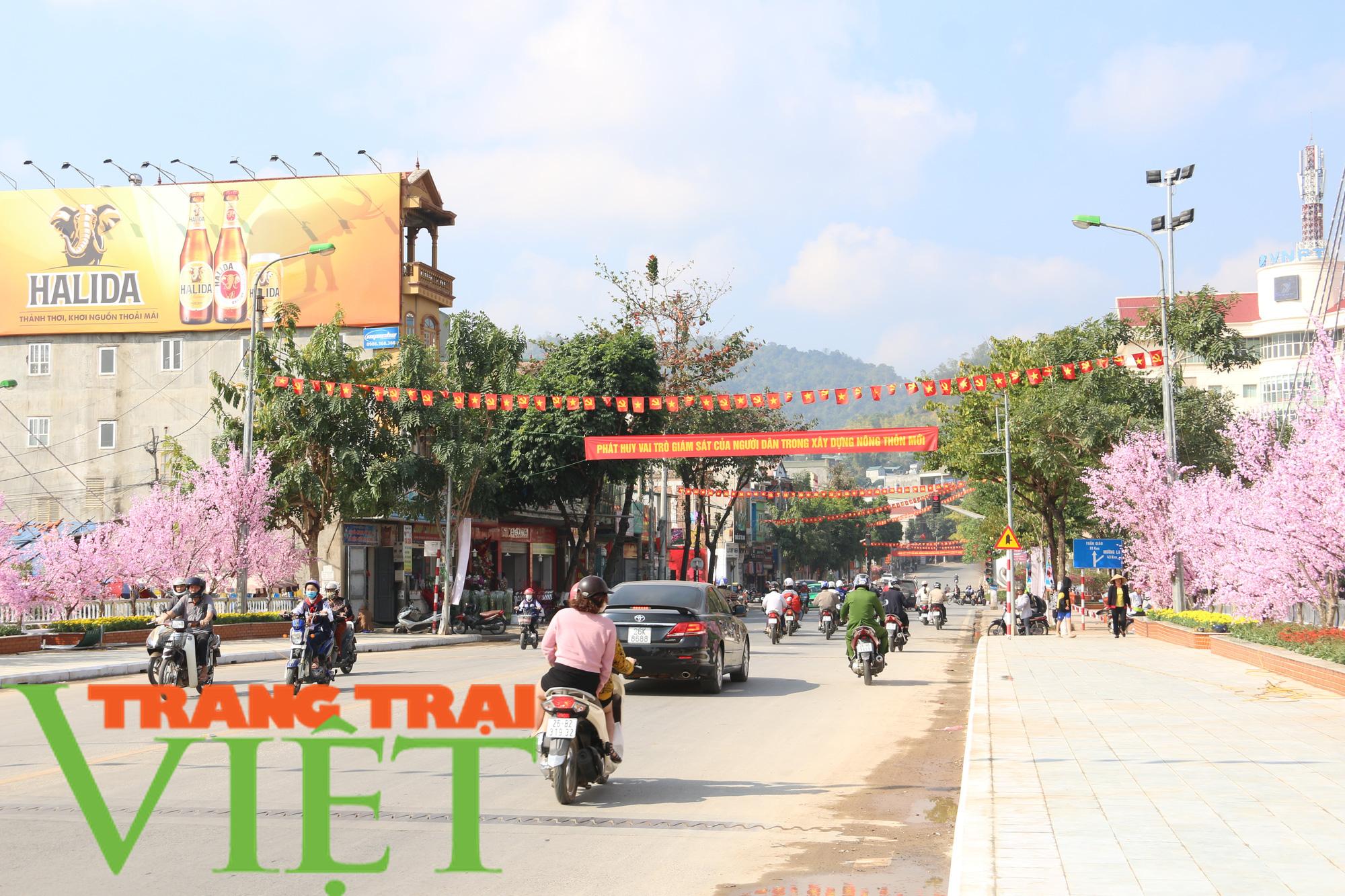Thành phố Sơn La chuyển mình trong phát triển kinh tế - Ảnh 2.