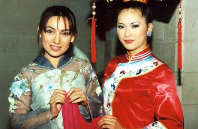 Tình bạn hơn 20 năm hiếm có của Phi Nhung - Như Quỳnh - Ảnh 1.