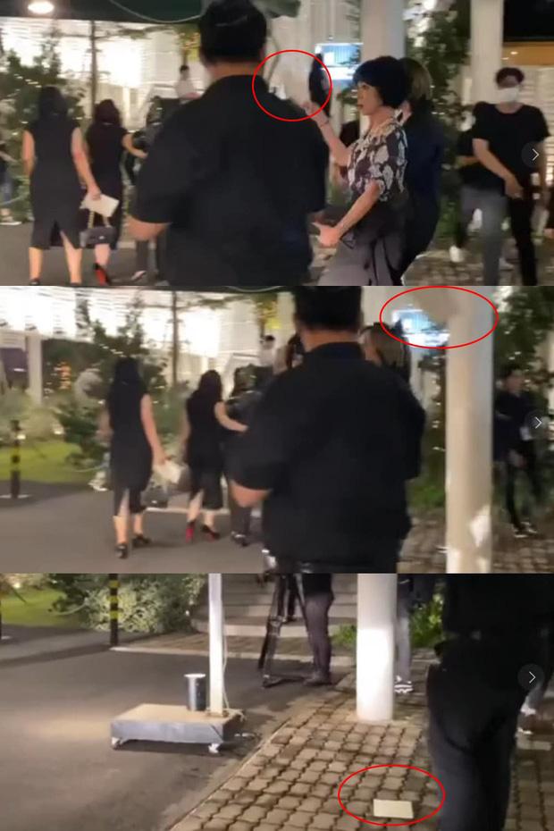 Trác Thúy Miêu phân trần về clip tức giận ném thiệp, rời khỏi show thời trang của Đỗ Mạnh Cường - Ảnh 1.