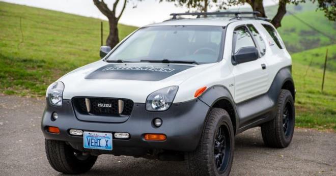 10 chiếc xe xấu nhất Nhật Bản từng sản xuất - Ảnh 4.