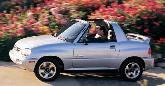10 chiếc xe xấu nhất Nhật Bản từng sản xuất - Ảnh 8.