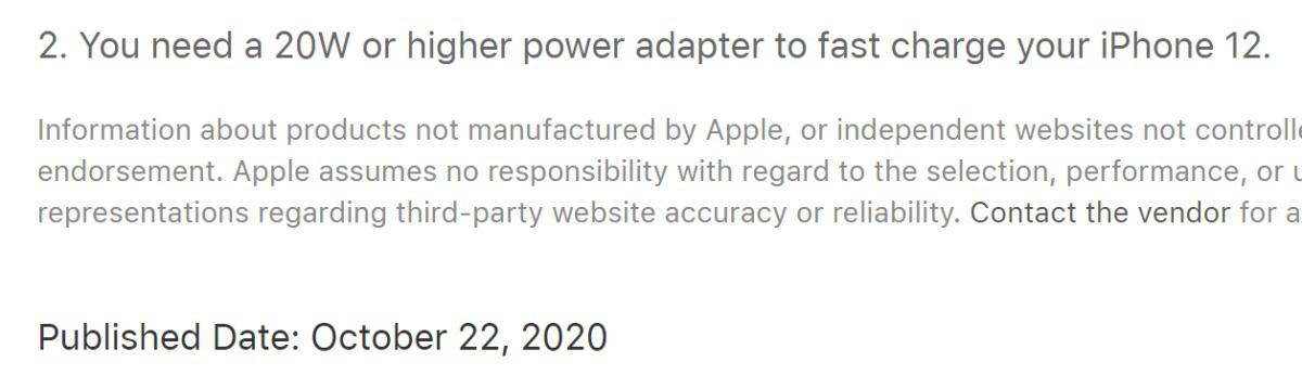 Thực hư sạc 18W của iPhone 11 Pro không thể sạc nhanh cho iPhone 12 - Ảnh 2.